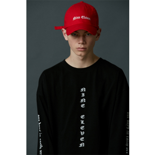 [60% sale] NE old english ball cap - red